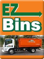 EZ waste bins