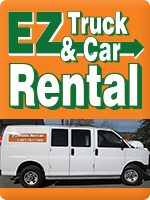 EZ truck & car rental